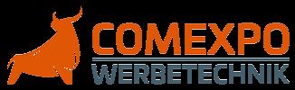 COMEXPO Werbetechnik & Druck Ihr No.1 Experte in Bonn Logo