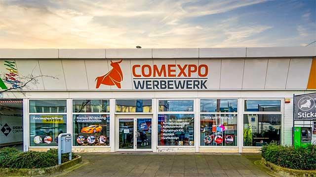 Comexpo Fassade Shop